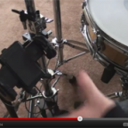 Cool Ipod Holder For Drums